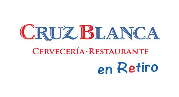 Cruz Blanca en Retiro. Cervecería - Restaurante. Madrid